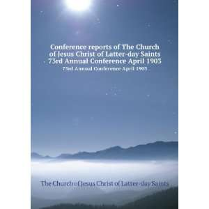 Conference reports of The Church of Jesus Christ of Latter day
