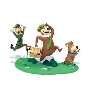 Hanna Barbera Series 2   Yogi Bear Toys & Games
