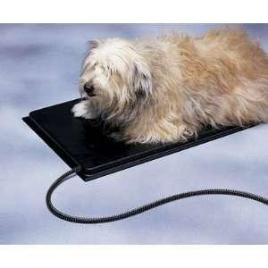 Medium Plastic Heated Pet Mat 17 X 24 80 Watts