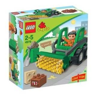 LEGO DUPLO Road Sweeper Set 4978