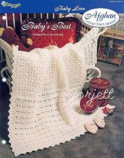 Babys Best Afghan Blanket, Baby Love crochet pattern