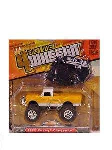 1968,1969,1970,1971) Chevy C/K 10/15 4x4 CHEYENNE pickup truck new 72