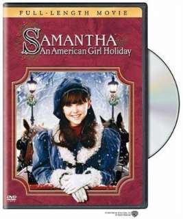 NEW American Girl Doll DVD Movie SET Samantha, Kit, Molly Holiday