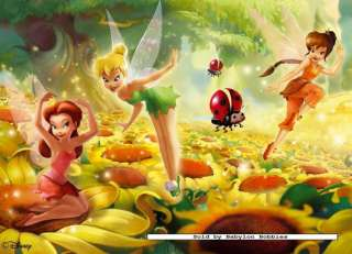picture of Nathan 60 pieces jigsaw puzzle Disney   Fairies the World