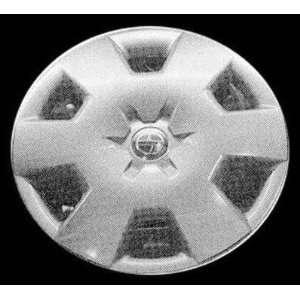 04 SCION XB WHEEL COVER HUBCAP HUB CAP 15 INCH SUV, 9 SPOKE SILVER 15