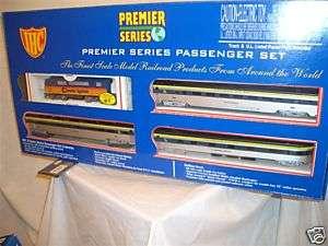 HO CHESSIE SYSTEM CHESAPEAKE & OHIO TRAIN SET BBF17CS