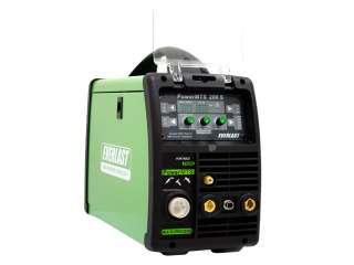 PowerMTS 200S SYNERGIC MIG TIG STICK 200a welder 181i IGBT