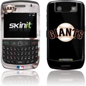 San Francisco Giants Game Ball skin for BlackBerry Curve