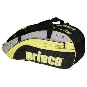 Prince 11 Rebel 6 Pack Tennis Bag Sports & Outdoors