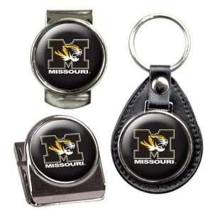 Missouri Tigers Mizzou Key Chain Money Clip Magnet Gift