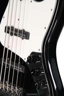 Fender Custom Shop Custom Classic Jazz Bass V Special (Black)