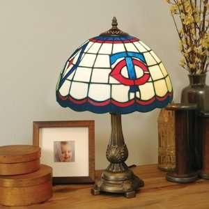 19 MLB Minnesota Twins Baseball Logo Tiffany Style Table Lamp