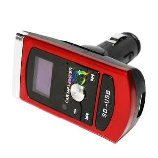 Free Remote Control Car Stereo  Radio Fm Transmitter