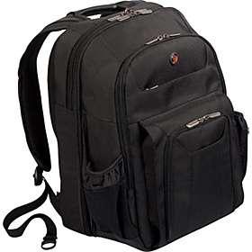 Corporate Traveler 15.4 Laptop Backpack Black