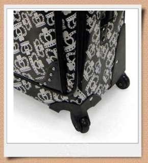 KATHY VAN ZEELAND My Mink 2pc Carryon Luggage Set