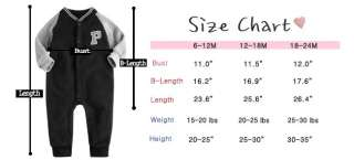 NWT Newborn Baby Boy Girls Fleece Jumpsuit Onepiece Outwear