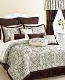 Vida by Eva Mendes Bedding, Sofia 4 Piece Comforter Sets