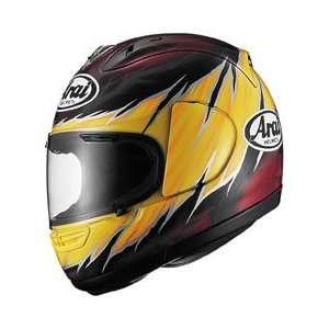 Arai Corsair V Randy Full Face Motorcycle Riding Race Helmet   Randy