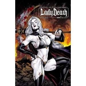 Lady Death #7 (Gabriel Andrade Cover, Vol 3): Brian Pulido