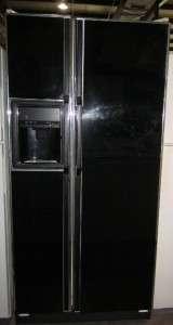 GE Double Door Refrigerator with Ice and Water in Door