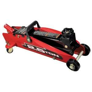 Powerbuilt 640808 Garage 2 1/2 Ton Trolley Jack