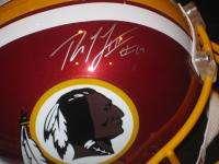 ROBERT GRIFFIN III Washington Redskins Autograph SIGNED F/S NFL Helmet