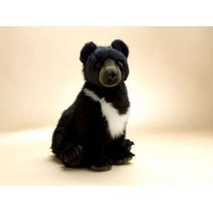 Hansa Canadian Black Bear Cub Stuffed Plush Animal Toys