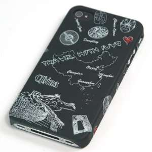 China Design / Travel Series Plastic Case / Cover / Skin / Shell for
