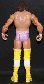& RANDY SAVAGE   WWE 2 PACKS 14 MATTEL TOY WRESTLING ACTION FIGURES