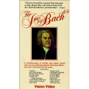 Joy of Bach (Spanish) [VHS] Lutheran Film Associates Movies & TV