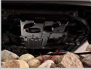 05 06 07 08 09 10 Jeep Liberty Transmission Skid Plate