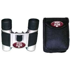 NCAA Logo Art Texas A&M Aggies Team Logo Binoculars
