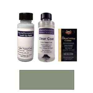 Oz. Medium Dark Lichen Metallic Paint Bottle Kit for 1997 Oldsmobile
