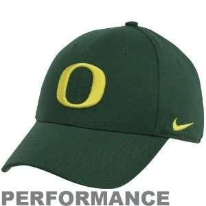 Nike Oregon Ducks Green Authentic Baseball Legacy 91