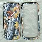 camo real tree rubberized Samsung T528G Straight Talk Phone case hard