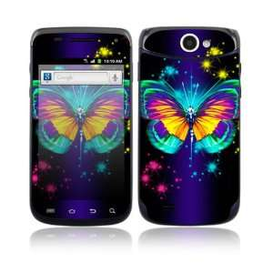 Psychedelic Wings Decorative Skin Cover Decal Sticker for