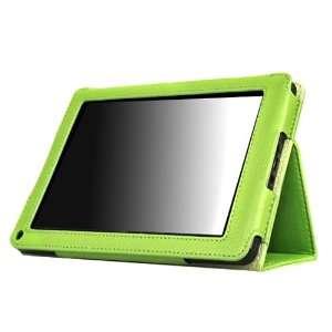 KORE TECH (TM) Kindle Fire Premium Leather Folio case and