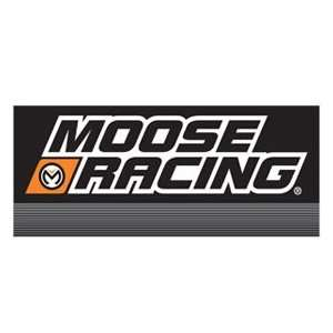 MOOSE TRACK BANNER BLACK 3W X 7L: Automotive