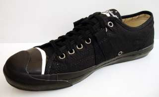 103411 Converse by JOHN VARVATOS JACK PURCELL VANTAGE BLACK Low