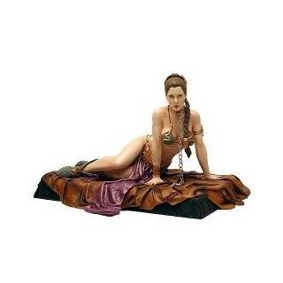 Star Wars Princess Leia as Jabbas Slave Deluxe Statue by Gentle Giant