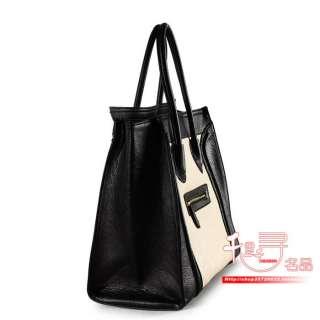 Fashion Womens PU Leather Handbag Shoulder Bag K253