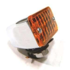BKRider Queen Style Marker Light For Harley Davidson Automotive