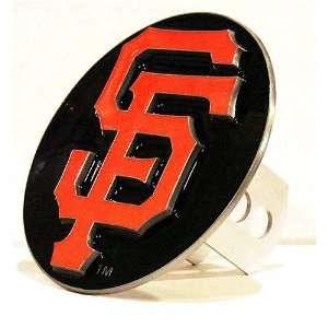 San Francisco Giants Logo Trailer Hitch Cover  Sports