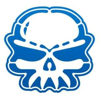 Helmet Decal Sticker Skull Surf Car Window ZE5X3