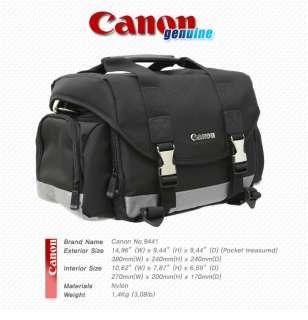 NEW Canon 9441 DSLR SLR Camera Bag 5D 7D 50D 40D 500D