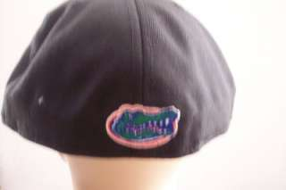 New Era 59fifty UF Florida Gators Black Blue Baseball Hat Cap 8 $31.99