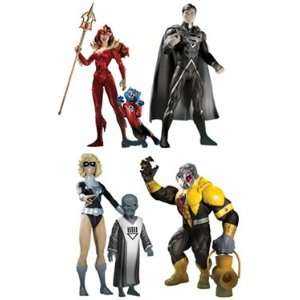 Direct   Blackest Night série 7 set figurines 17 cm (4): Toys & Games