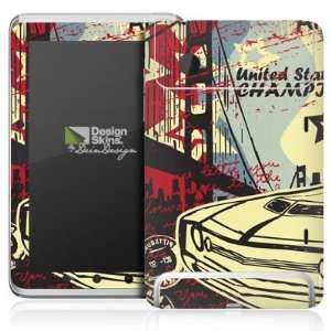 Design Skins for HTC Flyer   Classic Muscle Car Design