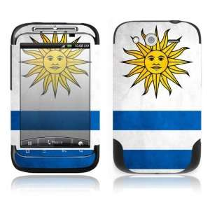 Flag of Uruguay Decorative Skin Cover Decal Sticker for