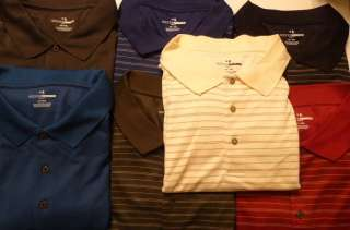 New Grand Slam Performance/Wicking Golf Shirts  2XLT 3XL 3XLT 4XL